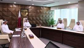 Minister reaffirms Qatar's position in support of Palestinians