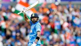 India captain Virat Kohli. (Reuters)