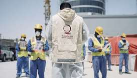 QC has made significant efforts to contribute to limiting the spread of Covid-19 in Qatar.
