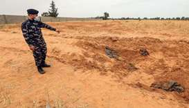 UN calls for comprehensive investigation in Libya mass graves
