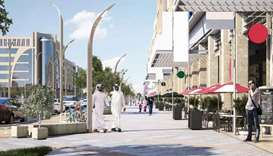 Second and third packages of Doha projects launched
