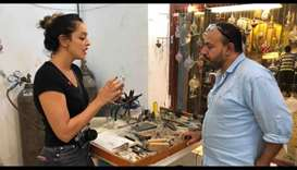 QF researcher gets new insight into artefacts' authenticity at Souq Waqif