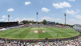 Three teams of eight players will contest a single 36-over match at Centurion's SuperSport Park on J