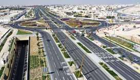 Khalifa Avenue Project set for completion this year