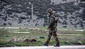 Algeria weighs plan to allow overseas army deployments