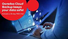 Ooredoo offers Cloud Backup Service on 30-day free-trial basis