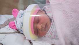VCUarts Qatar produces infant face shields