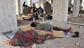 The African refugees and migrants trapped inside Yemen's war