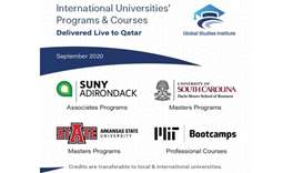 Ministry approves US, UK university courses in Doha
