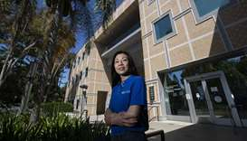 NEED OF THE HOUR: Sunny Jiang, an environmental engineer at UC Irvine, normally works on wastewater