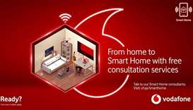 Vodafone Qatar launches Smart Home Consultancy