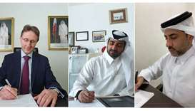 QSTP, Total sign agreement to extend partnership for 10 years
