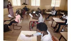 Half a million Senegalese students return to class