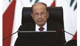 Lebanon economic crisis could lead to unrest, warns president