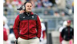 Rhule willing to kneel with players