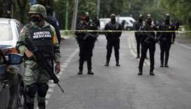 Mexico City police chief shot in assassination attempt, blames drug cartel