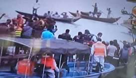 23 die in Bangladesh ferry accident