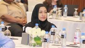 Dr Hamda Qutba, Director of Research at the Primary Health Care Corporation.