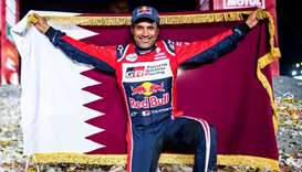 Undeterred by challenges Qatar 'rallies' ahead: Nasser al-Attiyah