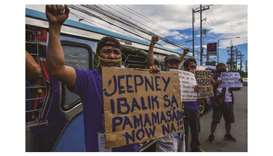 Govt mulls new round of aid for jeepney drivers