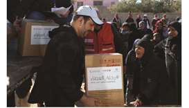 QRCS expands humanitarian mission in the last three years