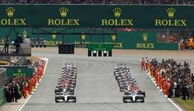 Silverstone circuit will play host to races on August 2 and August 9 as part of a revised F1 calenda