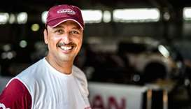 Qatar's T3 rallying champion Adel Abdulla will take part in the QORC.