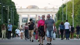 Moscow lifts virus lockdown as Russian death toll tops 6,000