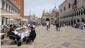 WHO re-checks research on when coronavirus first surfaced in Italy