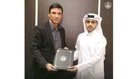 QNB Stars League side Qatar SC officially announced the signing of Brazilian Ze Ricardo (left) to co