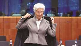 European Central Bank president Christine Lagarde said in an interview published yesterday the NextG