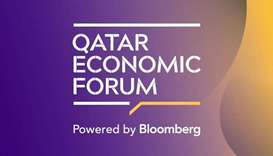 """""""Qatar Economic Forum, Powered by Bloomberg"""" aims to prepare plans for international economic growth"""