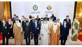 The consultative meeting of Arab foreign ministers begins in Doha
