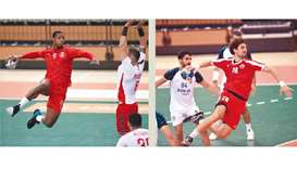 l Duhail came from a 15-18 deficit at half time to win the match and improve their semi-final chance
