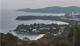 Beaches in Phuket. Thailand's plan to reopen the tourist haven of Phuket could become a model for ot