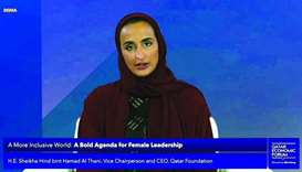 Change work system to suit women's needs: Sheikha Hind
