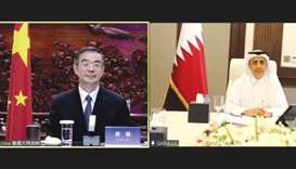 Qatar, China discuss judicial co-operation and development of commercial courts