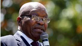 S.African ex-leader Zuma gets 15 months' jail for inquiry no-show