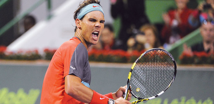 Spanish world number five Rafael Nadal is in the field for the 2016 tournament.