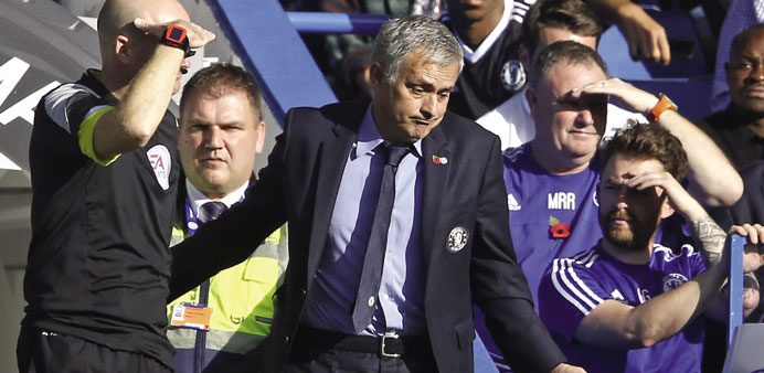 What's really gone wrong for Jose Mourinho?