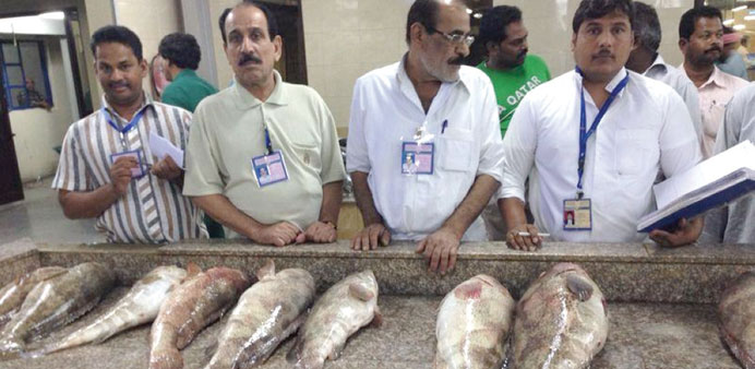 New fish market opens in Umm Slal today