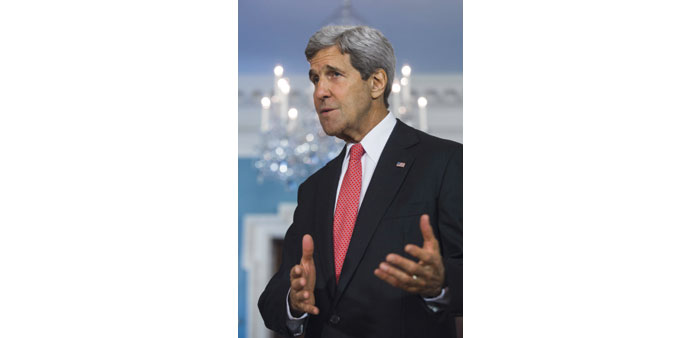 Kerry heads to Sri Lanka on historic visit to mend ties