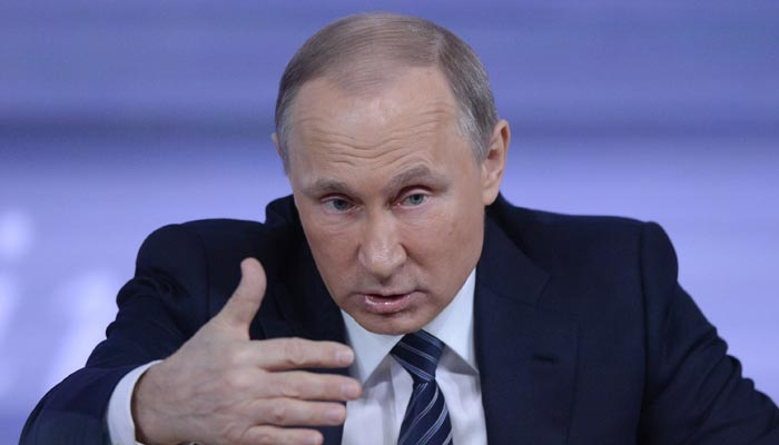 Putin lashes Turkey, says Russian sanctions to remain