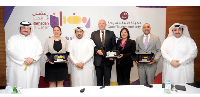 Winners of QTA's Ramadan awards named in ceremony