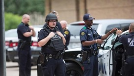 New security scare jolts shell-shocked Dallas