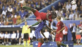Portugal win Euro 2016 on Eder's extra-time goal