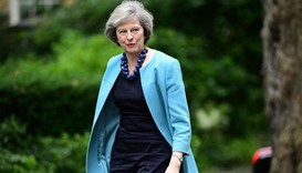 May to replace Cameron as pro-Brexit rival quits UK PM race