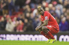 Balotelli has no future at Liverpool: Klopp