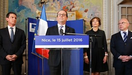 'Many foreigners and children' among Nice dead and injured: Hollande