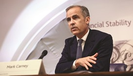 Carney's Brexit crisis leadership morphs to BoE policy hesitation